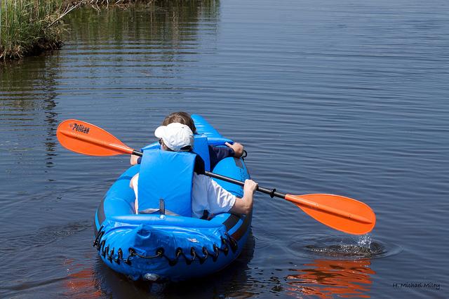 mejor-kayak-hinchable