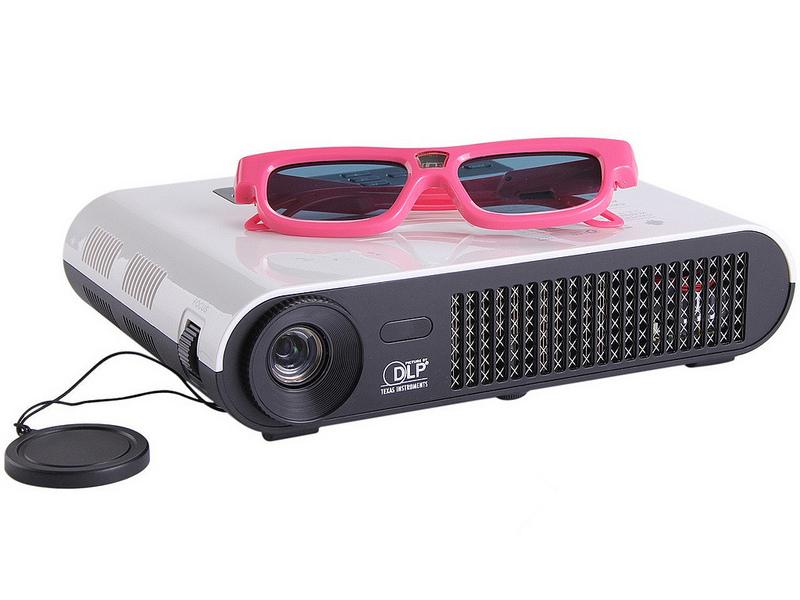 mejor-mini-projector