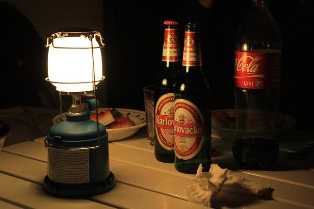 mejor-lampara-de-camping