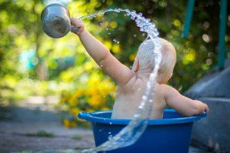 mejor-bañera-de-bebé