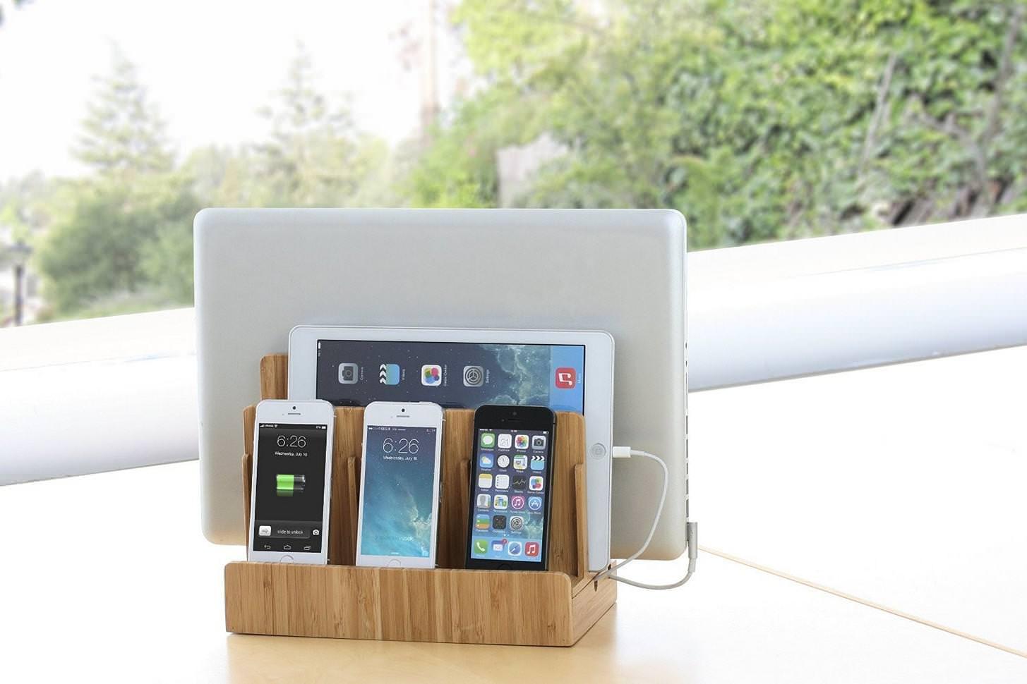 mejor-estación-de-carga-USB