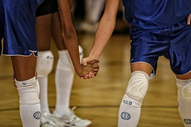 rodillera mizuno de voleibol infantil valores
