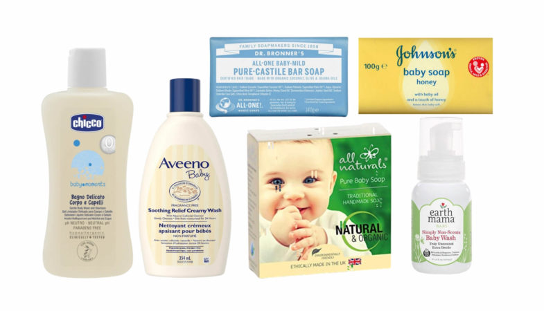 mejor-jabón-para-bebé