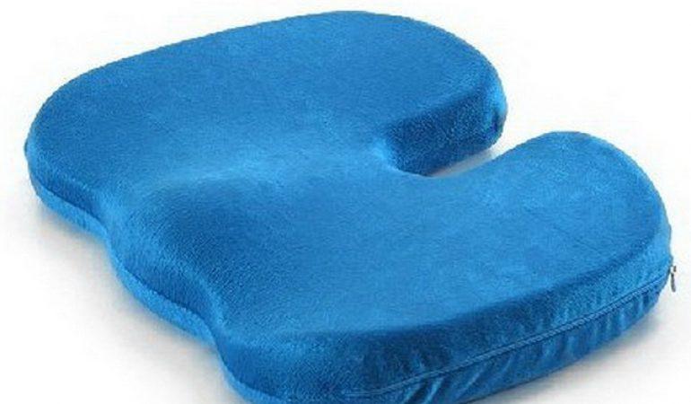 los mejores cojines de asiento de espuma para que no te duela la espalda