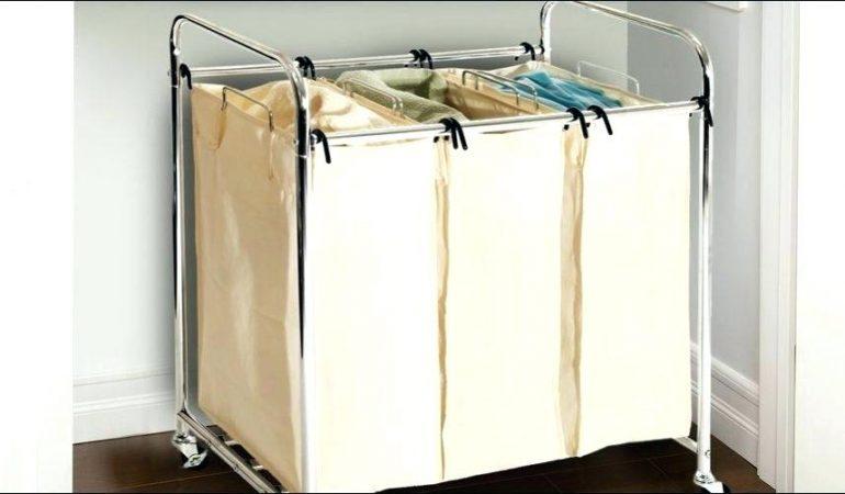 BirdRock Home Cesta de ropa sucia para la colada