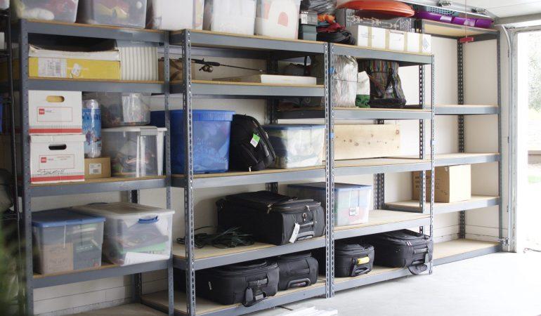 Como organizar un garaje perfect ideas para organizar un - Estanterias para garaje ...