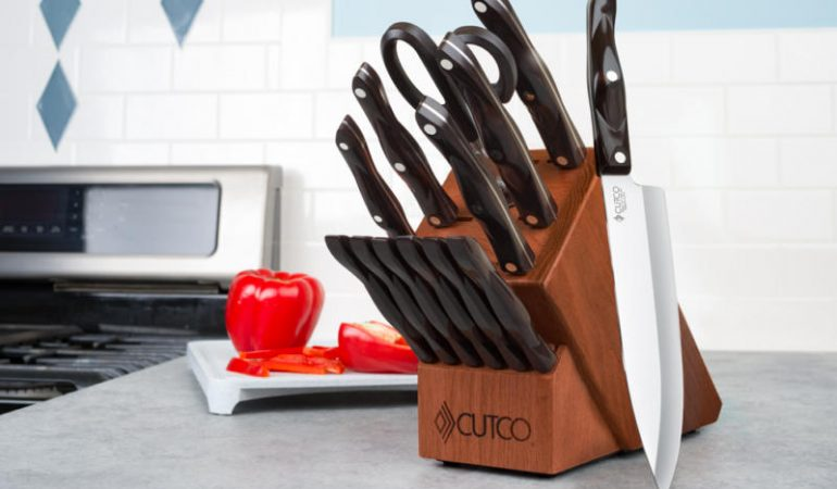 Los 5 mejores juegos de cuchillos baratas 2018 ofertas y - Juego de cuchillos de cocina ...