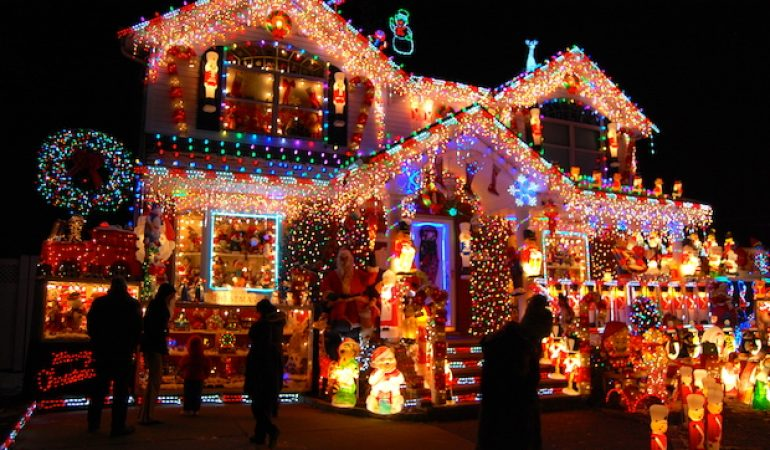 5557ac72418 Las 8 Mejores Luces de Navidad de Exterior del 2019 Opiniones
