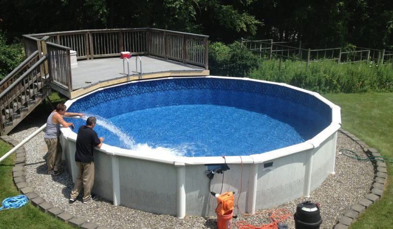piscina desmontable recomendada