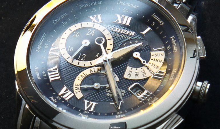 dc3f3c2d229e Los 10 Mejores Relojes Citizen para Hombres con Tecnología Eco-Drive
