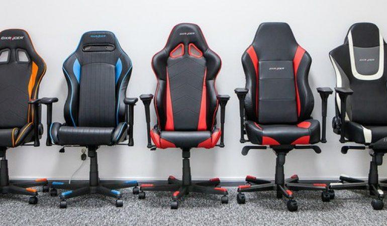 Las 5 mejores sillas de gaming baratas 2018 ofertas y opiniones - Sillas gaming baratas ...