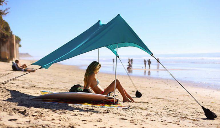 Los 5 mejores toldos para playa baratos 2018 ofertas y opiniones - Toldos para la playa ...