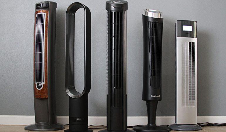 Los 5 mejores ventiladores de torre baratos 2018 for Ventiladores para oficina